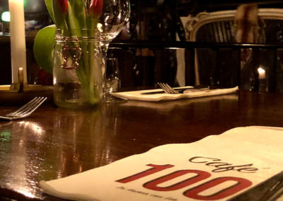 Cafe 100 vacatures